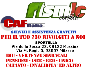 fismic confsal messina