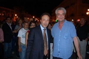 Carmelo Pino e Dario Russo