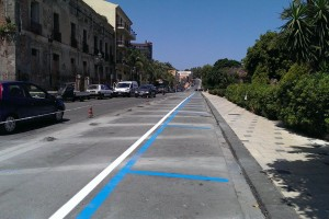 Dipingere Strisce Parcheggio : Multe quelle sulle strisce blu sono nulle se i parcheggi a
