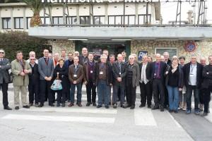 Presidi francesi in visita alla raffineria di Milazzo