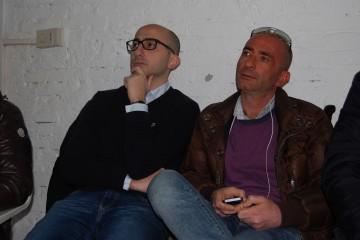 Antonio Foti e Giovanni Formica