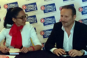 Barbara la Rosa e Carmelo Formica