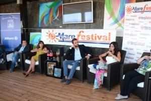 La conferenza stampa di presentazione del MareFestival