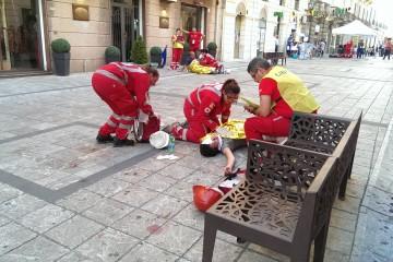 Gare regionali di primo soccorso a Milazzo