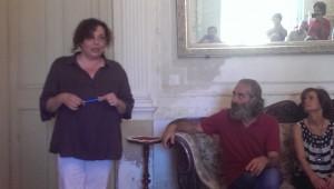 Angela Ollà ed Enzo Scaffidi