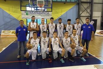 La squadra del Minibasket Milazzo