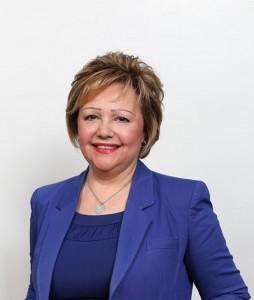 La dirigente Stefania Scolaro