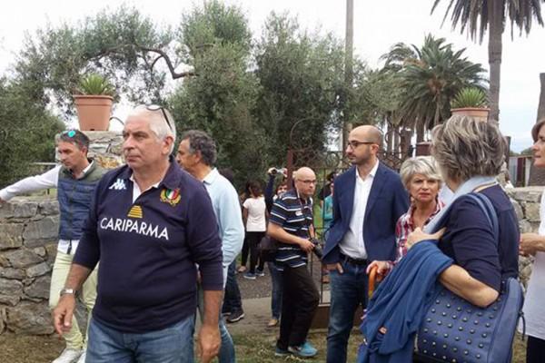 I consiglieri comunali visitano la Fondazione Lucifero