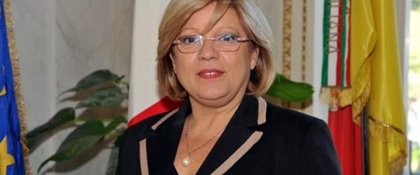 L'assessore regionale Maria Lo Bello