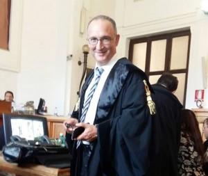 L'avvocato Pinuccio Calabrò