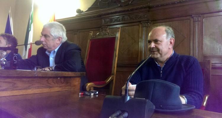 Da sinistra Gianfranco Nastasi e Pippo Midili
