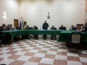 Riunione dei sindaci a Santa Lucia del Mela