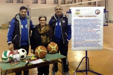 Danilo Scredi, Saverio Maiorana e Caterina Nicosia