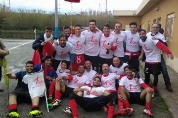 La Duilia 81 festeggia la vittoria del campionato