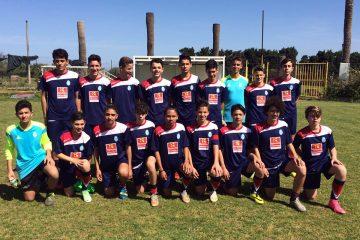 Il team della Vincenzo Patti