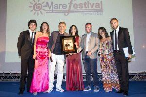 Greggio e Cucinotta al MareFestival 2016