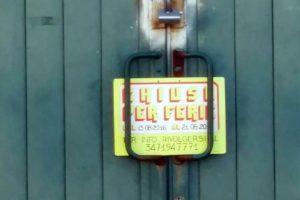 Porte chiuse alla Penisola ecologica di Milazzo