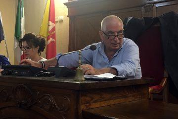 Il presidente del consiglio Gianfranco Nastasi