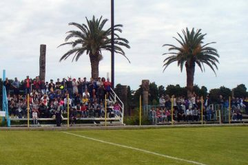 Stadio delle Palme a Capo Milazzo