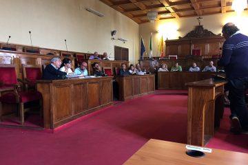 La commisisone bilancio del comune di Milazzo