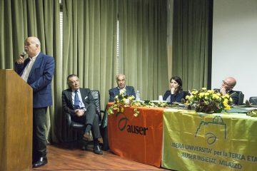 L'intervento del presidente Claudio Graziano