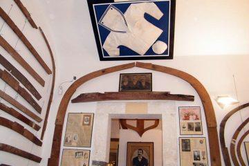 L'interno del museo Ican