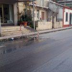 Perdita di acqua a Grazia, da dieci giorni nessuno interviene
