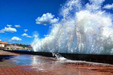 Marina Garibaldi, sul lungomare di Milazzo si va in…onda