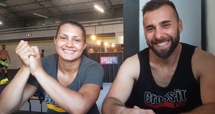 uscire con il tuo allenatore CrossFit
