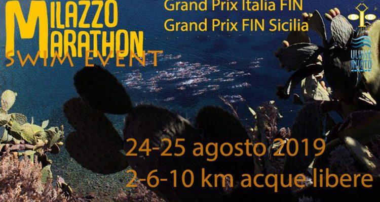 Fin Sicilia Calendario.Periplo Di Capo Milazzo Domani Al Via La Milazzo Marathon